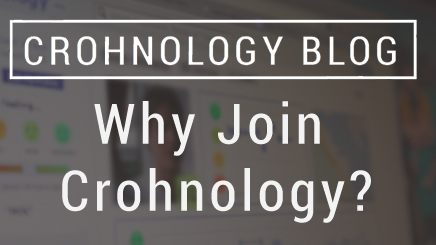 Why Join Crohnology?