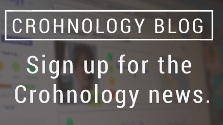 Missing important IBD news? Sign up for the Crohnology newsletter.