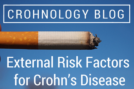 External Risk Factors For Crohn's Disease