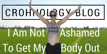 """I Am Not Ashamed To Get My Body Out…"""